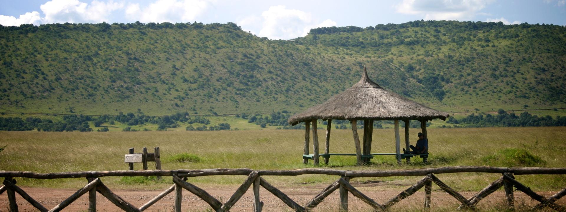 Kitchwa Tembo Landing Strip