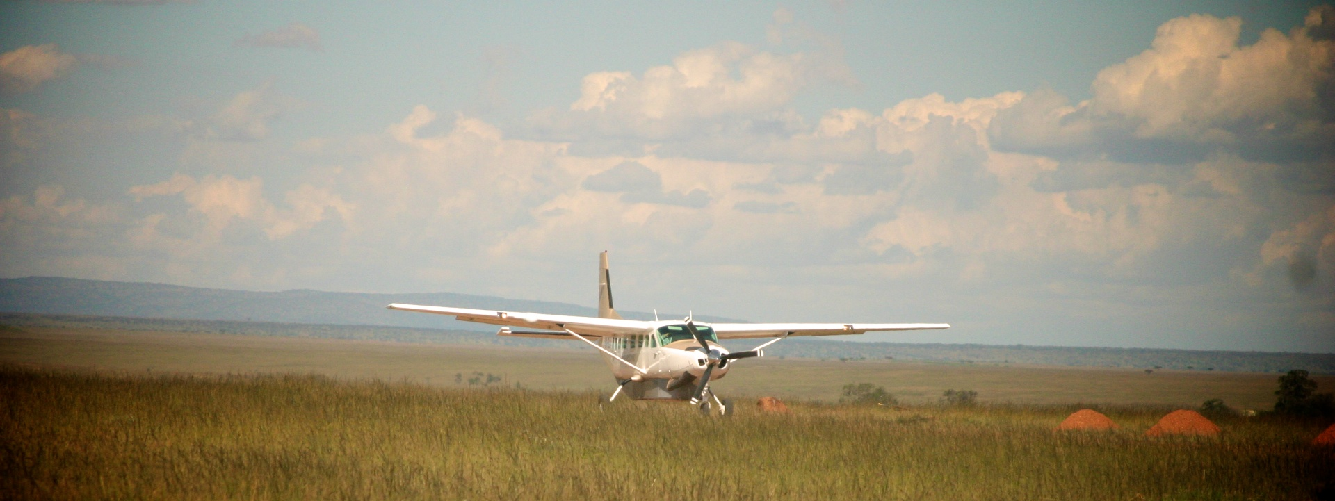 Kitchwa Tembo Landing Strip